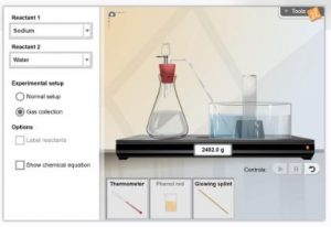 New Gizmos Chemical Changes, Chemistry