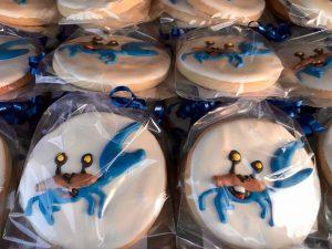 Reflex Crabby cookies