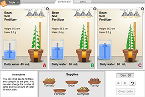 student exploration growing plants answer key