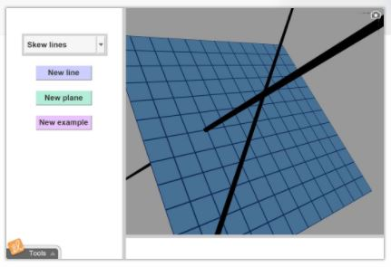 Gizmo Of The Week Parallel Intersecting And Skew Lines