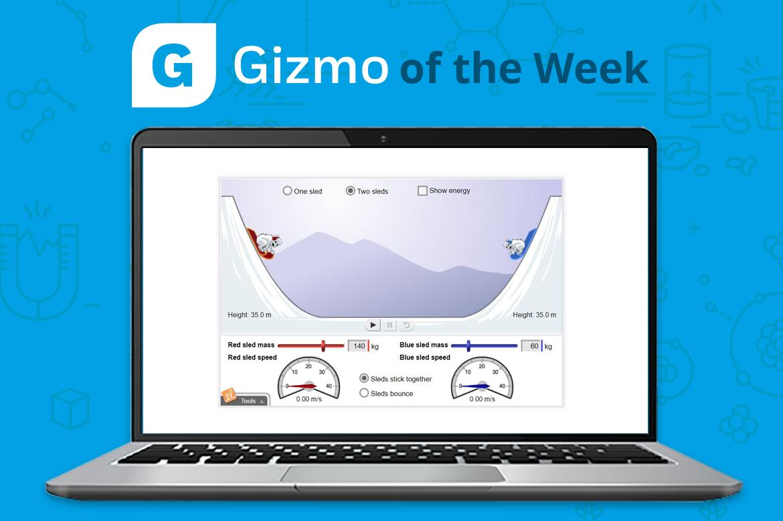 Gizmo Answer Key Sled Wars For Teachers : Fan Cart Physics ...
