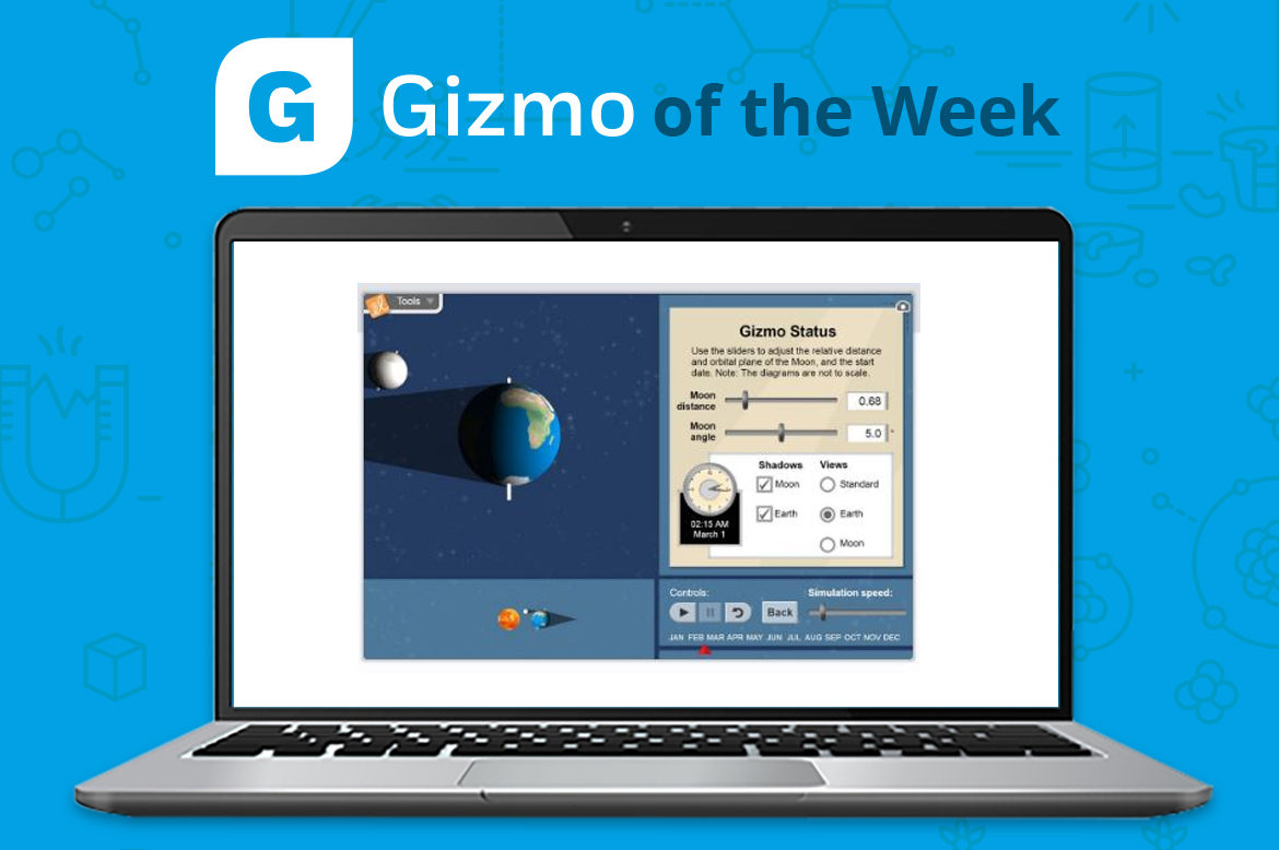 Gizmo Of The Week 3d Eclipse Explorelearning News